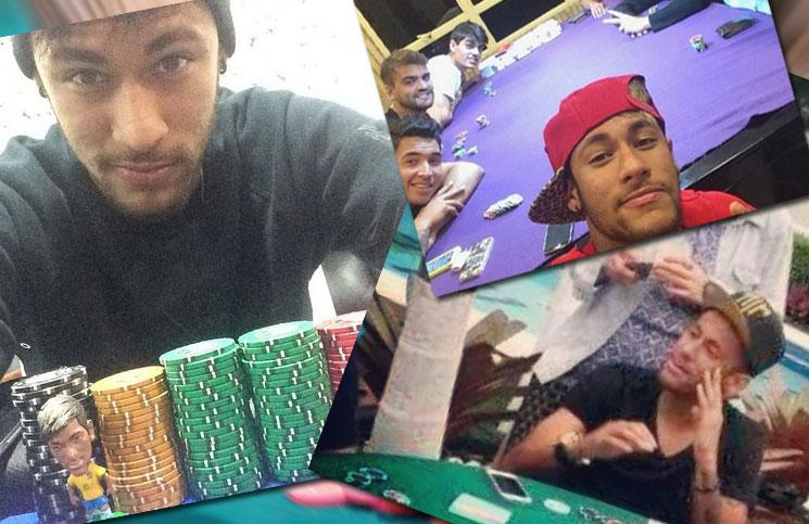 Neymar-no-Poker