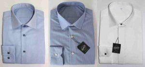 Chemises sur mesure Clotilde Ranno. Crédit : Verygoodlord.com