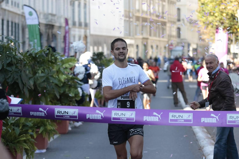Benoit Calandreau remporte le 10km en 31 minutes !