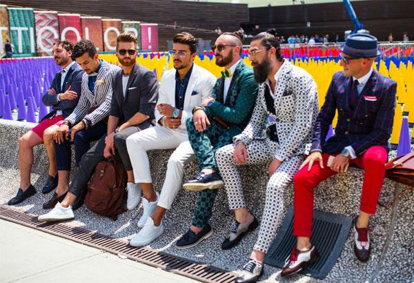 Mens Fashion Timeline 1970s  2000s  Esquire  Mens