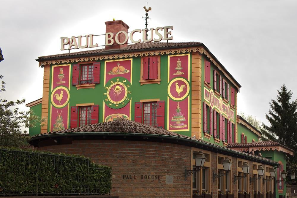 Paul Bocuse - Exterior of Restaurant