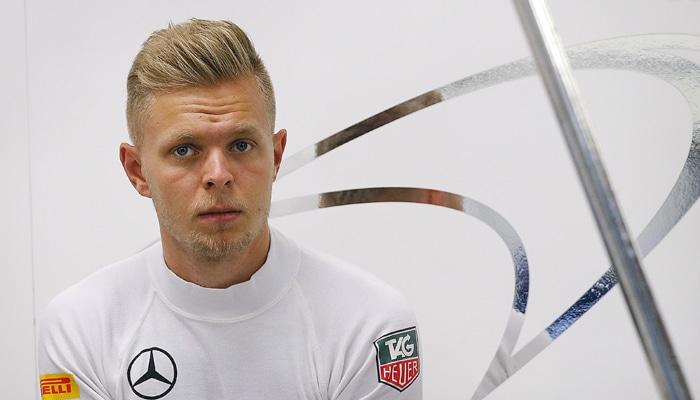 Kévin Magnussen, ex-pilote McLaren
