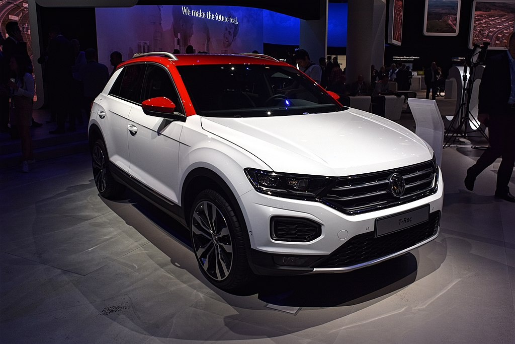 le volkswagen t roc le nouveau suv compact. Black Bedroom Furniture Sets. Home Design Ideas
