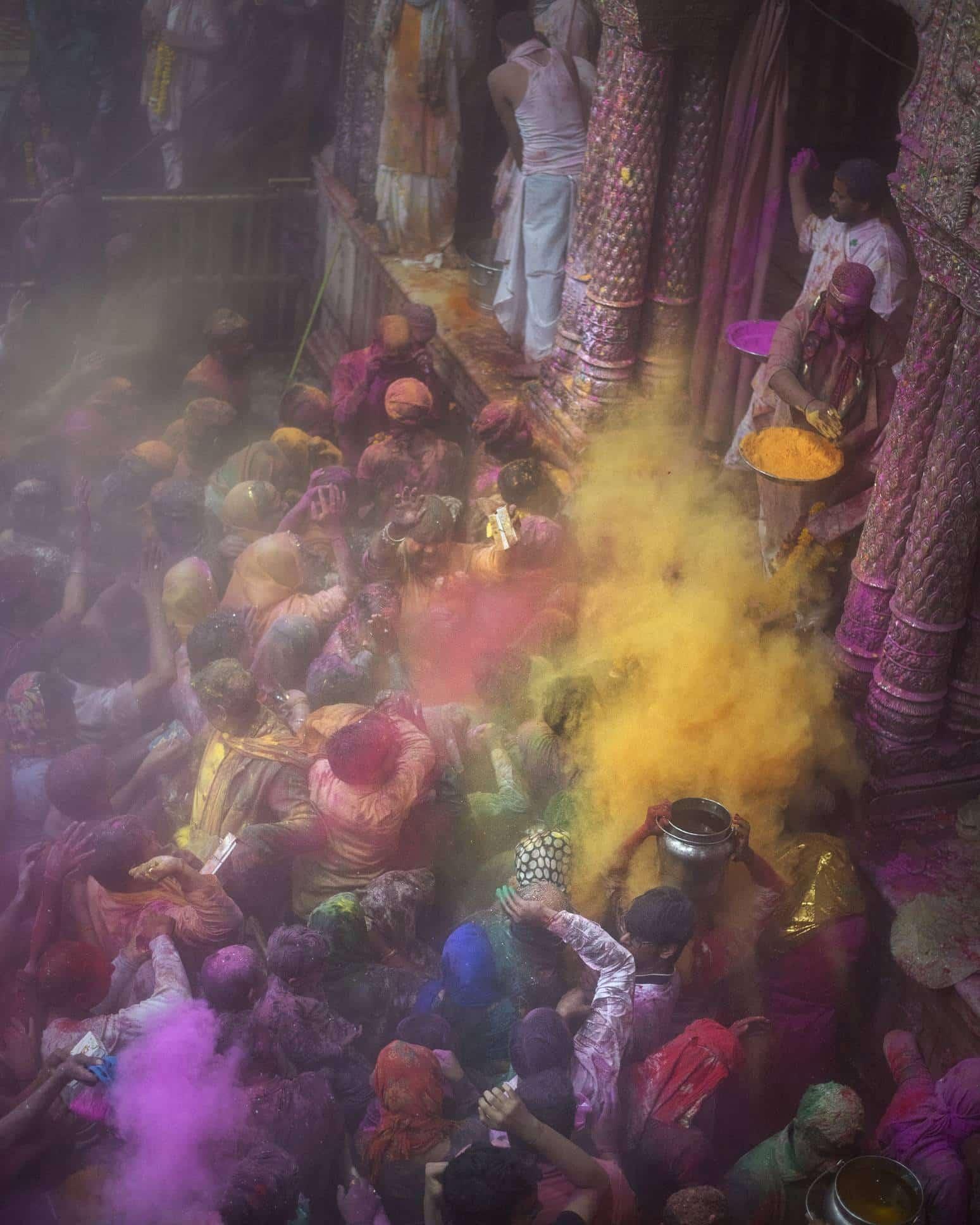 festival holi inde