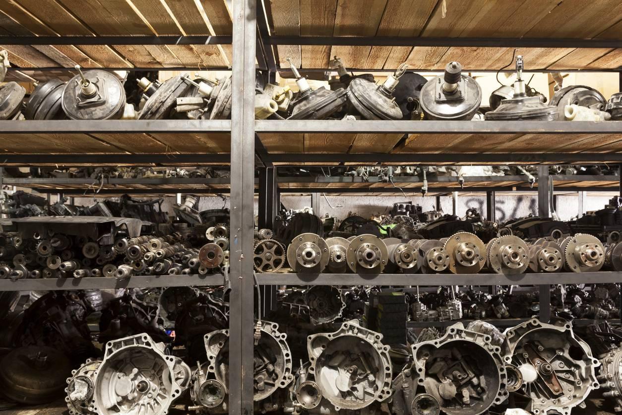 pièces détachées automobile