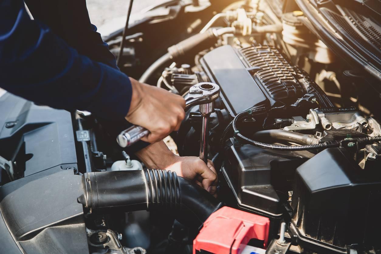 changer moteur voiture