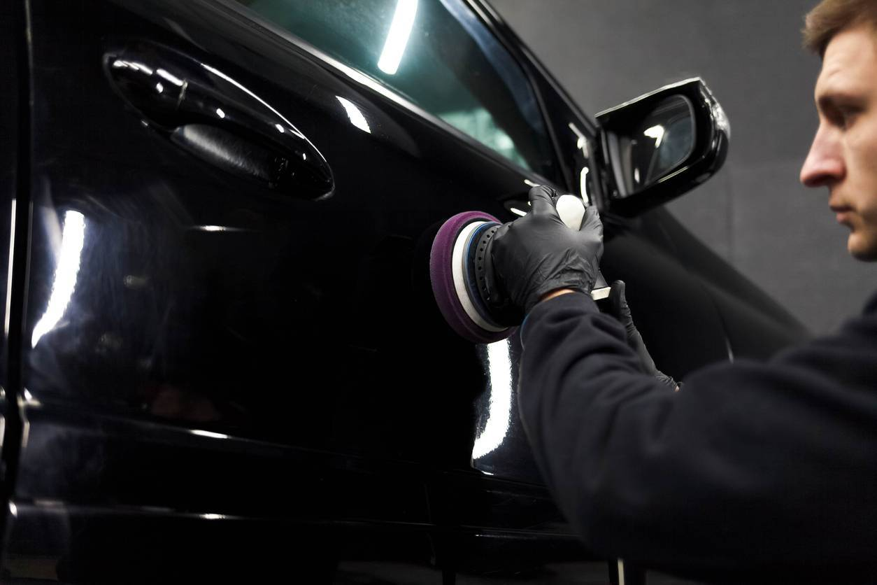 traitement céramique carrosserie voiture